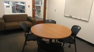 New Study Room 112D