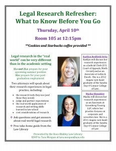 Legal research panel flyer (2014) - with panelist photos-page-0
