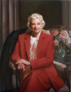 Sandra-Day-OConnor-law school portrait