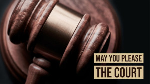 May You Please the Court