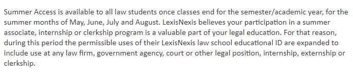 Lexis Summer